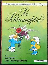 La Schtroumpfette EO 1967 Les Schtroumpfs T3 BE Peyo