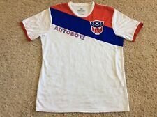 Transformers Autobots Jersey 2Xl Optimus Prime Lootwear Exclusive Very Cool