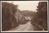 Postcard Clapham near Ingleton Yorkshire RP by Bramley of Leeds