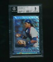 1997 Dodgers Score Platinum #2 Mike Piazza BGS 9