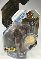 HASBRO STAR WARS CONCEPT CHEWBACCA GOLD VARIANT FIGURE + GOLD COIN LUCASFILM NEW