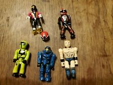 Mega Bloks Halo Power Rangers Helmet other mixed minifigs Accessories