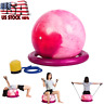 Anti-burst Fitness Gym Yoga Balance Strength Stability Exercise Ball Air Pump