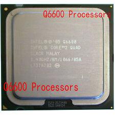 Intel Core 2 Quad Q6600 - 2,4 GHz 8MB 1066MHz Sockel 775 CPU 4-Kern-Prozessor