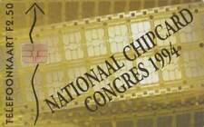 Telefoonkaart / Phonecard Nederland CKD009 ongebruikt - Chipcard Congres