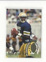 1995 Playoff Night of the Stars #5 Steve McNair Rookie Oilers Alcorn State