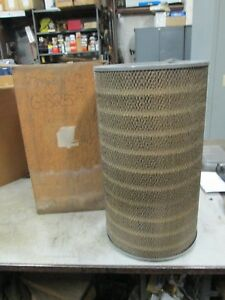 "Quincy Air Compressor Air Filter 23458-5 06-05 12-5/8"" OD X 2' Long (NIB)"