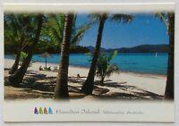 Hamilton Island Great Barrier Reef Whitsunday Beach Murray Views Postcard (P326)