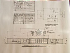 Custom Home Plan 3 Bed 2 Bath Study Formals 1 Story 2251 A/C Sq. Ft 3380 Total