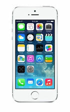 Apple iPhone 5s - 16GB - Silber (Non DE Versions)