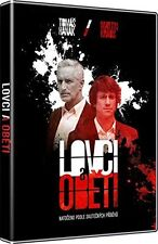 Lovci a obeti (Hunters & Victims 2015) Czech DVD English subtitles sealed dvd