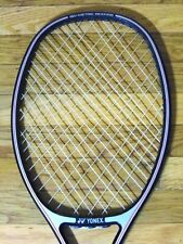 RARE Diagonal Stringing Yonex Unusual GeoStar Mad Raq String Wild ART 1 & Only