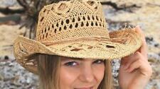 NEW Alannah natural cowboy hat from Sundaise
