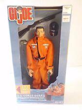 "GI JOE 12"" 1/6 U.S. Coast Guard Bravo Cold Water Immersion Suit MISB new Sealed"