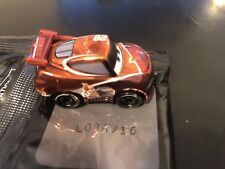 Cars 3 Diecast Mystery Mini Car 3  G Case- #16 Metallic Tim Treadless