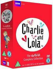 Charlie and Lola – The Absolutely Complete Collection (DVD)
