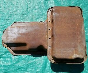 OEM 1949-1951 Lincoln Flathead 337 Oil Pan Core