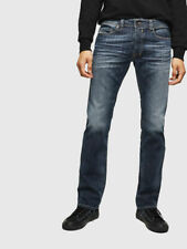 Mens Diesel Safado 0885K Regular Slim Straight Jeans W33 L34 A8