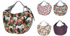 Markenlose Damentaschen aus Kunstleder mit Tiermuster
