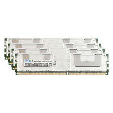 For Samsung 16 GB (4x 4GB) PC2-5300F DDR2-667MH z Server Memory Ram ECC FB-DIMM