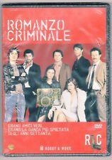 dvd ROMANZO CRIMINALE Erano amici veri, erano la banda più spietata