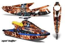AMR Racing Jet Ski Wrap Yamaha Wave Blaster Graphics Kit 1993-1996 MADHATTER ORG
