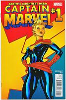 Captain Marvel #1 2012 Carol Danvers Modern Captain Marvel