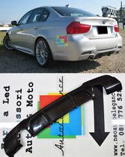SPOILER DIFFUSORE POSTERIORE SOTTO PARAURTI BMW SERIE 3 E90 E91 2005-2011 .-