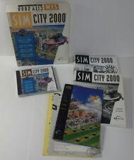 Sim City 2000 - Ultimate City Simulator Series PC 1994 Computer Game DOS CD