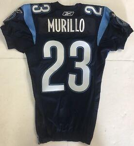 Toronto Argonauts Armando Murillo GAME USED Football Jersey CFL Reebok 2011