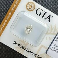 1.01ct Natural Loose Diamond- K Color -I1-Oval Brilliant-GIA Cert