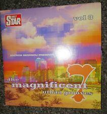 The Magnificent 7 Vol. 3 - CD Album of Dance Tunes and Cuts 2002 (Rare)