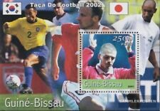 Guinea-Bissau Block317 unmounted mint / never hinged 2001 Football-WM 2002