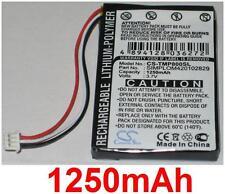 Batterie 1250mAh type SIMPLOM420102829 Pour TomTom Pro 8000