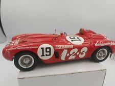 BBR 1/18 Ferrari 375 plus #19 Carrera Panamericana  Diecast FULL OPENING NO BOX