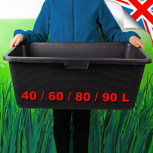 Strong Mixing MORTAL CONTAINER Tub Very Robust Plasterers Builders 40_60_80_90 L