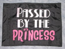 Custom Passed by the Princess safety Flag for ATV UTV Bike Jeep Dune Whip Pole