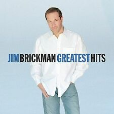 JIM BRICKMAN Greatest Hits CD 2004 Windham Hill Records NEW & SEALED