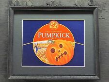 NEW BELGIUM PUMPKICK ALE  BEER SIGN   #690