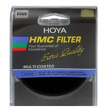 Genuine Hoya 72mm HMC ND400 NDX400 Lens Filter Neutral Density Multi Coated