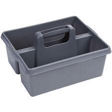 Wham De Plata Caja de herramienta de limpieza de cocina Plástico Práctico utilidad Caddy almacenamiento ordenado