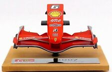 1:12 Amalgam Ferrari F2007 Formula 1 Nose Cone Kimi Raikkonen Nº6 VERY RARE NEW