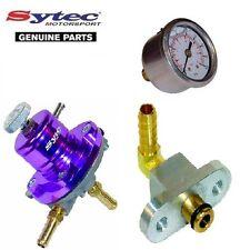 Sytec MSV Regolatore Della Pressione Del Carburante + Indicatore Carburante Kit Nissan Pulsar GTI-R