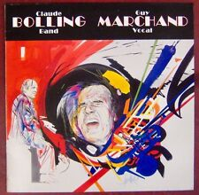 Raymond Moretti 33 tours Claude Bolling Guy Marchand