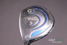 Ping G5 Fairway 5 Wood 18° Regular Left-Handed Graphite Golf Club #1443