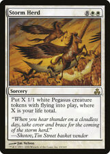 Storm Herd Guildpact HEAVILY PLD White Rare MAGIC THE GATHERING CARD ABUGames