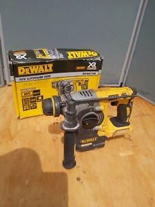 Dewalt DCH273 18V XR brushless SDS rotary hammer drill - bare unit/ Not working