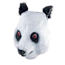 Adultes Zoo Animal Masque Panda Accessoire Déguisement Hommes Livre Jour Neuf