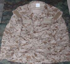 AOR1 NWU Type II Desert Shirt Blouse Top US Navy SEAL Large-Regular LR