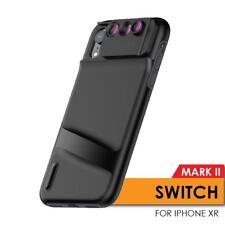 Ztylus Switch MK II Optics Lens Kit for Apple iPhone XR Fisheye Wide Tele Macro